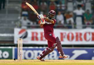 A file image of Evin Lewis. - India TV
