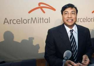 File pic of LN Mittal - India TV