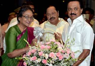 Meira Kumar appeals to Tamil Nadu MLAs, MPs to...
