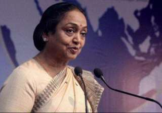 Meira Kumar - India TV