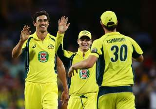A file image of Australian cricketers - India TV