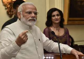 Modi said boldness is required to drive change -...