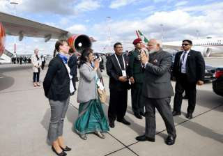 PM Modi leaves for home as G20 Summit concludes -...