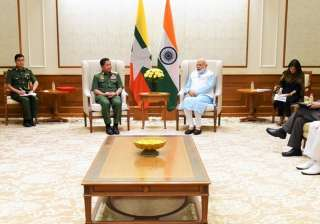 Myanmar is key pillar in India's 'Act East'...