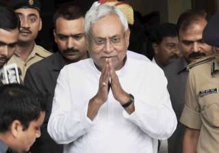 Bihar CM Nitish Kumar - India TV
