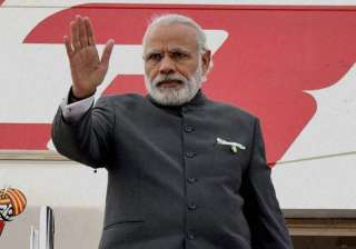 PM Modi set for grand welcome in Israel,...