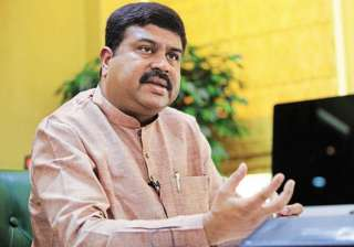 Union minister Dharmendra Pradhan - India TV