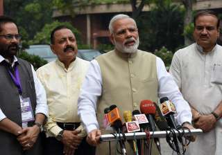 No bouquet to PM Modi on his visits, Centre...