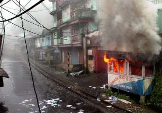 'Foreign powers' behind Darjeeling unrest, have...