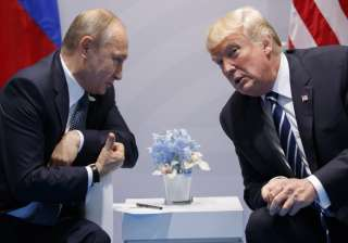 Trump meets Putin: Talk of positive results, not...