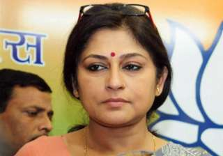 Police cases against Roopa Ganguly, Dilip Ghosh -...
