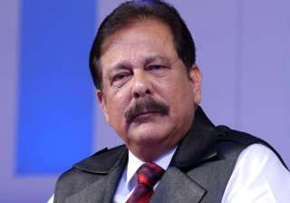 File pic of Sahara chief Subrata Roy - India TV
