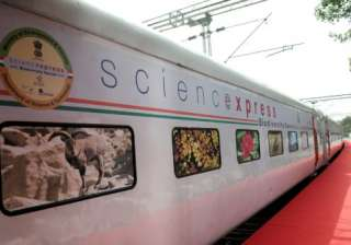 Prabhu to inaugurate Science Express Exhibition...
