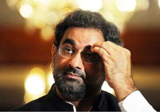 Shahid Khaqan Abbasi is the PML-N's nominee for...