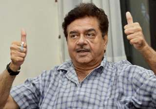 Shatrughan Sinha - India TV