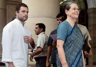 Congress top brass meet to chalk out strategy for...