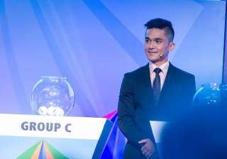 FIFA U-17 World Cup Draw India - India TV