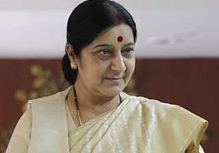 Pak woman cancer patient seeks Sushma Swaraj's...