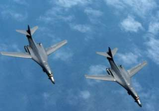 Beijing cautions US after two if its bombers fly...