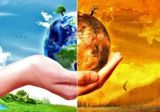 human beings responsible for global warming