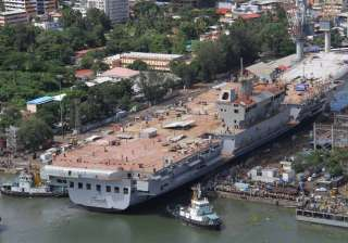 Cochin Shipyard's public issue was oversubscribed...