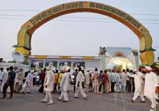 Haryana government orders search of Dera centres...