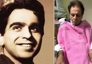 Dilip Kumar's health better and stable - India TV