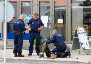 Finland stabbings a terror attack, says police -...