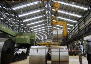 Industrial output enters negative zone, contracts...