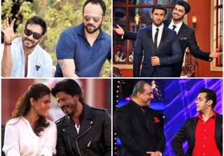 Happy Friendship Day 2017: Bollywood BFFs who...