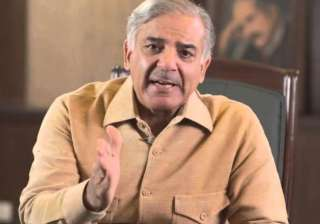 File pic of Shahbaz Sharif - India TV