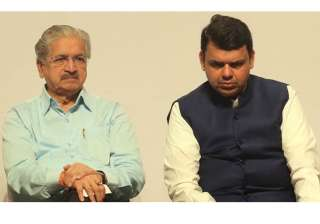 Subhash Desai offers to quit, CM Fadnavis...