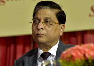 Chief Justice of India Dipak Misra - India TV