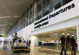 GMR's Rs 16,000cr Delhi airport expansion plan...