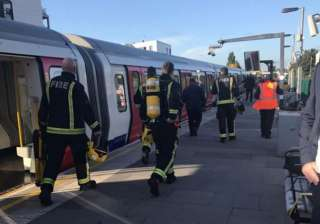 Islamic State claims London Tube attack that injur