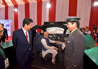 PM Modi asks Japanese firms to 'come, live and...