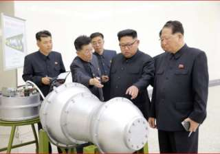 North Korea's Hydrogen bomb