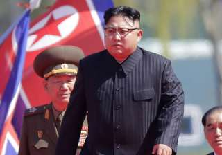 N Korea described the Sunday tests as