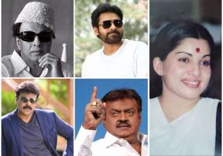 actors who turned politicians