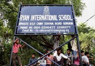 Ryan student murder - India TV