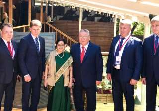 India wants to extend its ties with Russia's...
