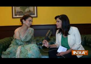 Kangana Ranaut opens up on feminism - India TV