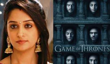Sasural Simar Ka and Game of Thrones - India TV