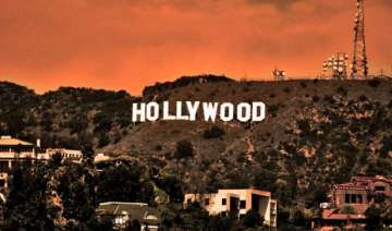 The Hollywood Sign, American cultural icon...
