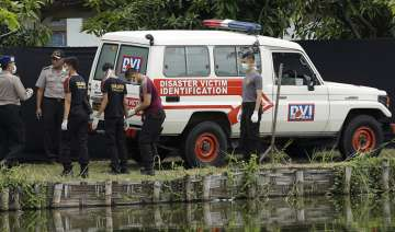 13 feared dead in Indonesian police plane crash -...