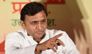Akhilesh Yadav confirms SP, Congress in talks for...
