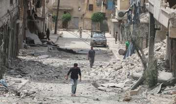 Aleppo ceasefire back on track, evacuations to...