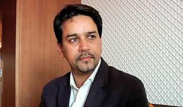 File Photo of Anurag Thakur - India TV