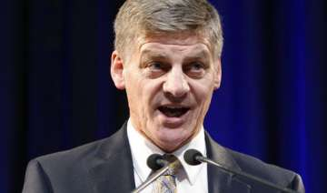 Bill English elected to replace New Zealand PM...