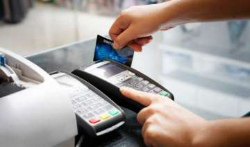 No service tax on card transactions up to Rs...